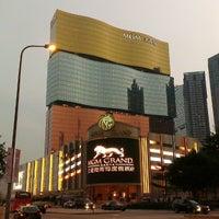 Photo taken at MGM Macau 美高梅 by Daniel W. on 12/10/2012