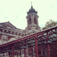 Photo taken at Ellis Island Immigration Museum by Joshua C. on 10/4/2012