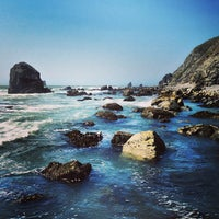 Photo taken at Del Norte Coast Redwood State Park by Joshua C. on 8/20/2013