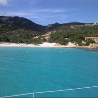 Photo taken at Cala Granada by Marco F. on 9/19/2013