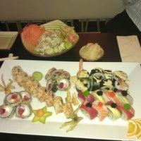 Photo taken at Akiko Sushi Bar & Restaurant by Ajfi on 11/16/2012