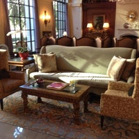 Photo taken at The St. Regis Washington, D.C. by Jonathan S. on 9/21/2012