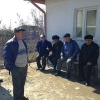 Photo taken at Dulcești by Turgut Y. on 3/1/2013