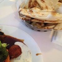 Photo taken at Sakoon Indian Restaurant by Loretta on 3/10/2013