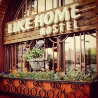 Photo taken at Хостел LikeHome by Михаил Г. on 9/27/2015