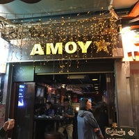 Photo taken at Amoy Pub by Aaron P. on 12/8/2016