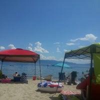 Photo taken at Meeks Bay Resort by Bruce W. on 7/31/2014