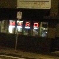 Photo taken at Mago Bar & Bistro by Mo R. on 3/1/2014