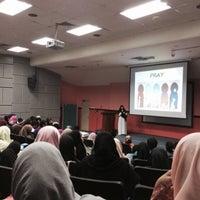 Photo taken at Mini Auditorium by IlliyaZainal on 2/17/2016
