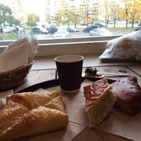 Снимок сделан в Булочная Ф. Вольчека пользователем Сергей П. 10/11/2014