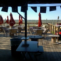 Photo taken at The Wet Deck by Jr F. on 4/8/2014