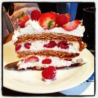 Photo taken at I Love Cake by Ekaterina K. on 2/2/2013