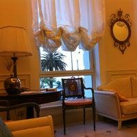 Photo taken at Hotel de Paris by Jana B. on 2/6/2013