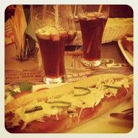 Photo taken at Pizza Ollis by Natalia U. on 6/29/2013