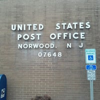 Photo taken at Norwood USPS by George H. on 2/26/2013