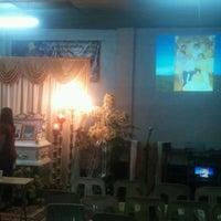 Photo taken at JCF Christian Fellowship by joshua t. on 6/14/2013