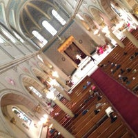 Photo taken at Assumption of the Blessed Virgin Mary by Scott B. on 4/18/2014
