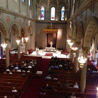 Photo taken at Assumption of the Blessed Virgin Mary by Scott B. on 9/11/2013