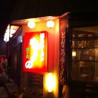 10/5/2012にTomo K.が博多ラーメン もえぎので撮った写真