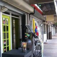 Photo taken at El Cartel | Colombian Restaurant & Lounge by Greisy W. on 2/3/2014
