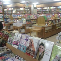 Photo taken at Gramedia by Ndry A. on 4/19/2013