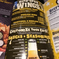 Photo taken at Buffalo Wild Wings by Kelly S. on 11/18/2012