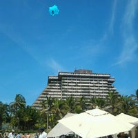 Photo taken at The Fairmont Acapulco Princess by JJ R. on 9/15/2012