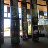 Photo taken at Ford Alumni Center by Andrew D. on 9/16/2014