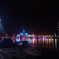 Photo taken at Han River Bridge by Hoang P. on 1/31/2013