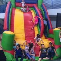 Photo taken at Eco Escuela - Utcd by Zullyver G. on 8/16/2016