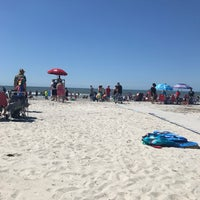Photo taken at Coligny Beach by Sonja M. on 6/10/2017