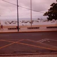 Photo taken at Vela e Mar Hotel Fortaleza by Germana V. on 4/7/2014