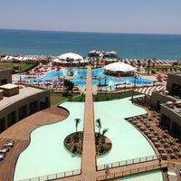 7/23/2013 tarihinde Cihan E.ziyaretçi tarafından Kaya Palazzo Golf Resort'de çekilen fotoğraf