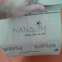 Photo taken at Nanquim Restaurante by Igor F. on 4/12/2013