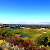Photo taken at Old Mill Golf Course by Rodel on 10/19/2013