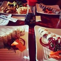 Photo taken at Kumori Restaurant by Darina K. on 3/17/2014