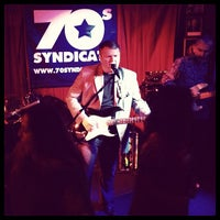 Photo taken at Johnny's Hideaway by Nick K. on 1/14/2013