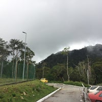 Photo taken at Gunung Jerai by pijanfujiwara on 12/22/2016