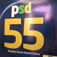 Photo taken at PSD- Partido Social Democrático by Rodrigo Erse M. on 4/17/2013