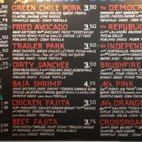 Photo taken at Torchy's Tacos by Adrian S. on 12/17/2012