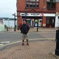 Photo taken at Lord Nelson Hotel Milford Haven by Eduardo D. on 7/7/2014