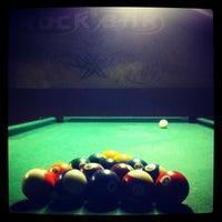 Photo taken at Рок-бар by Olya R. on 2/7/2013