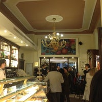 Photo taken at Café Pasticceria Gamberini by Massimo M. on 10/18/2012