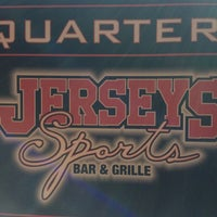 Photo taken at Jersey's Sports Bar & Grill by Jessica F. on 1/4/2013