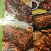 Photo taken at Lyndon's Worst Ribs & Awful Chicken by JM P. on 2/4/2015