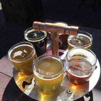 Photo taken at Sunriver Brewing Company by Michael R. on 3/31/2017