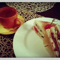 Снимок сделан в Прекрасная Зеленая пользователем Olia-Vilka V. 10/3/2012