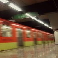Photo taken at Metro Constitución de 1917 by Caminαλεχ 🚶 on 7/12/2014