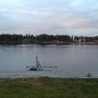 Photo taken at Hamnkrogen by Солонин on 7/23/2013