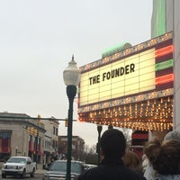 Photo taken at Penn Theatre by Danielle S. on 3/31/2017